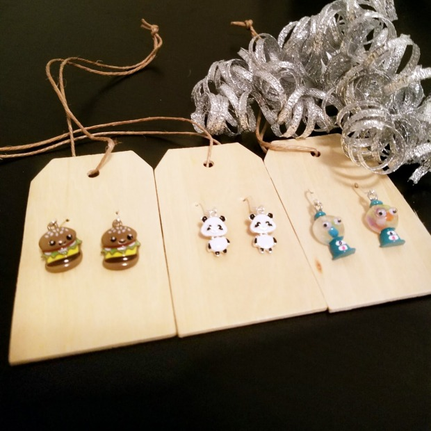 Three Things Thursday: Creatively Packaged Earrings | Ms. Emily's Home for Full-Grown Nerds