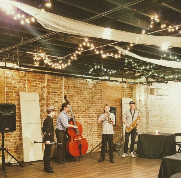 Three Things Thursday: Jazz Night | Ms. Emily's Home for Full-Grown Nerds
