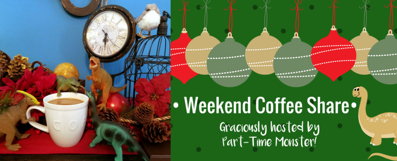 Weekend Coffee Share: Christmas Season Featured | Ms. Emily's Home for Full-Grown Nerds