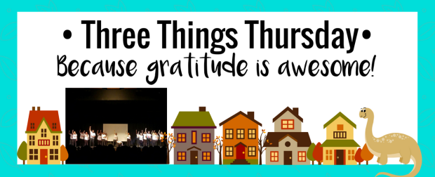Three Things Thursday: November 3, 2016   Ms. Emily's Home for Full-Grown Nerds