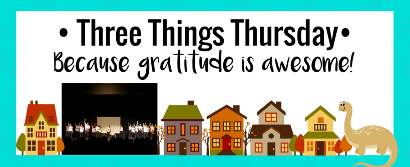 Three Things Thursday: November 3, 2016 | Ms. Emily's Home for Full-Grown Nerds